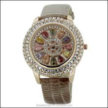 Fashion crystal jewelry watch,sapphire crystal watch