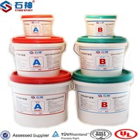 Best quality construction good flexibility epoxy ab glue in with factory price