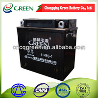 low price 12v 7ah sealed lead acid battery /valve regulated battery/ups battery