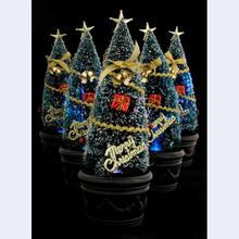 USB Powered mini LED Tree wholesale artificial christmas tree
