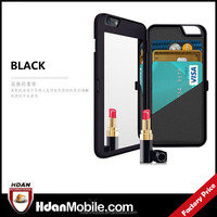 Mirror case for iphone6 mobile phone case shell