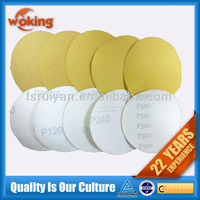 Velcro backed Abrasive Sanding Disc for Metal