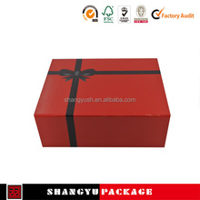 handmade popular folding paper display box