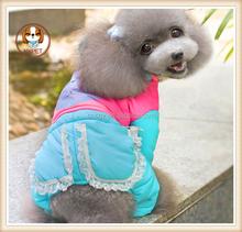Wholesale Quality Waterproof Winter Warm Dog Coat