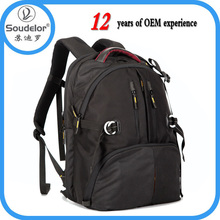 2015 professional waterproof fashion slr camera backpack for photographers
