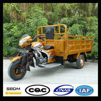 SBDM Motorcycle Electric Moto Cargo Tricycle With Cabin Closed