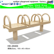outdoor metal bench with CE Approved
