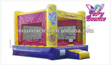 inflatable bounce kids inflatable bounce bed play in best price 2012