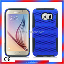 Android Phone Smartphone Mobile Phone Accessory TPU PC Protector Case Cell Phone Accessories For Samsung Galaxy S6 G9200