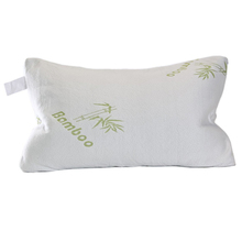 flame retardant bamboo polyester memory foam filling pillow