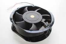 172x150x51mm Brushless DC Axial Fan 12v 24v 48v 170mm industrial exhaust fan