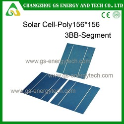 Factory direct supply customized poly solar cell for solar led light made in china solar cell buy