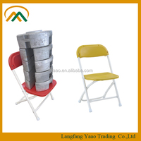 wholesale cheap folding safety plastic child chair KP-C1028S