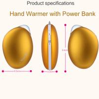 Innovative stylish wholesale nurse gifts--Hand warmer