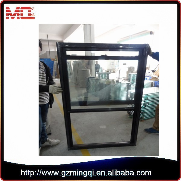 Double Glazed Ventilation : Better ventilation double glazed vertical aluminum up down