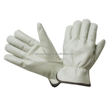 cow grain leather drivers driving gloves manufacturers in gaozhou