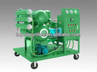 Vacuum Insulating Oil Filtration Series ZY,Transformer Oil Treatment