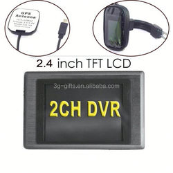 Hot Sale 2CH Motorcycle h 264 digital video recorder
