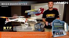 ALIGN RM42402AW M424 V2 Quadcopter Combo BTF
