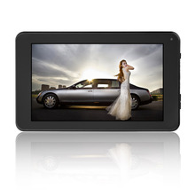 """7"""" LCD cheapest tablet 1024*600 good resolution 512MB+4GB memory blue sex hot films video"""