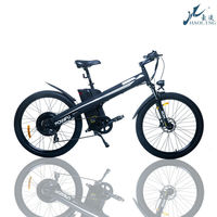 Seagull,26'' chinese green power electric bike 7 speed