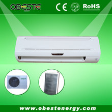 Reliabel Supplier Of Long Service TIme 2015 New Design Wall Split Solar Air Conditioner 18000Btu