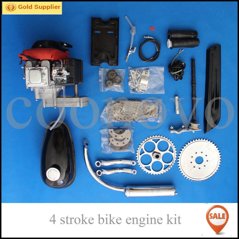 Most Popular 4 Stroke 49cc Motor Bicycle Engine Kit Buy