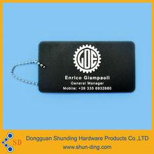 Wholesale Custom Eco-friendly Photo Luggage Tag