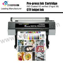 Prepress proofing printer inkjet & Computer to film