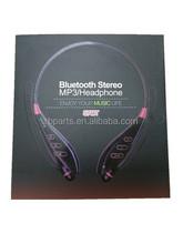 2015 New arrival V4.0 bluetooth stereo Mp3 headphone wireless headset