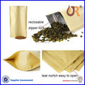 Venta al por mayor de china barato kraft bolsas de papel para el té y café