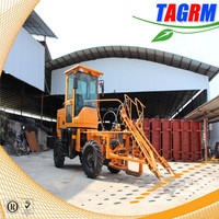 Industrial crop in tropics sugar cane reaper SH15 sugarcane harvest reaper