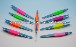 Nice package high precision tweezers with high quality
