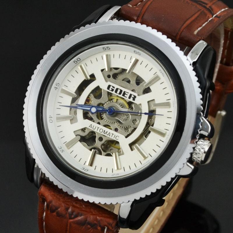 Наручные часы фирмы goer