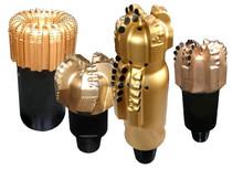 Assembled drill bits