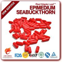 Man Sex Power Epimedium Sagittatum Extract Capsule