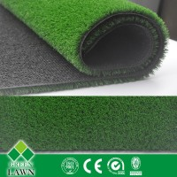 Light weight artificial grass for golf practise