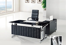 Hot selling economical melamine office desk , office Executive Table