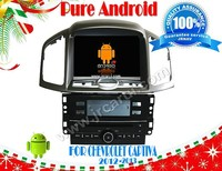 Android 4.2 car audio dvd gps system with Capacitive touch screen for CHEVROLET CAPTIVA(2012-2013), 3G ,WIFI ,support OBD