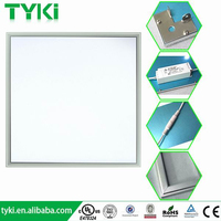 Best quality 6000K 40w led panel ceiling 60x60 new arrival hot sale in 2015