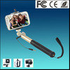 adjustable stable selfie stick silicone case for iphone 5 5s