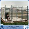 2015 dog kennel cage /large metal steel pet dog cage crate kennel