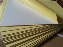 Sam Photo Album Flexible Pvc Paper Laminating Sheet Adhesive Pvc Sheet