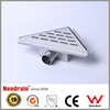 Customized germany stainless steel shower floor grate drain