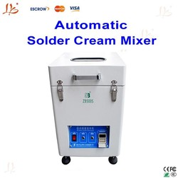 2015 New ZB500S Automatic Solder Cream Mixer, Lead Free Solder Paste Mixer For Pcb Assembly 500g/1000g