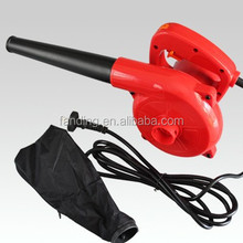 Cleaning electric speed-adjusting air blower