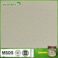 Exterior wall sione water repellent paint