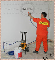Wagner Type China Manufactured High Pressure Airless Paint Sprayer