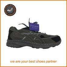 PVC injection men sport shoes