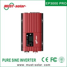 New product! EP3000 PRO 1000w-6000w built in 50A solar charge controller solar inverter price